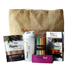 FlavaNaturals Sampler